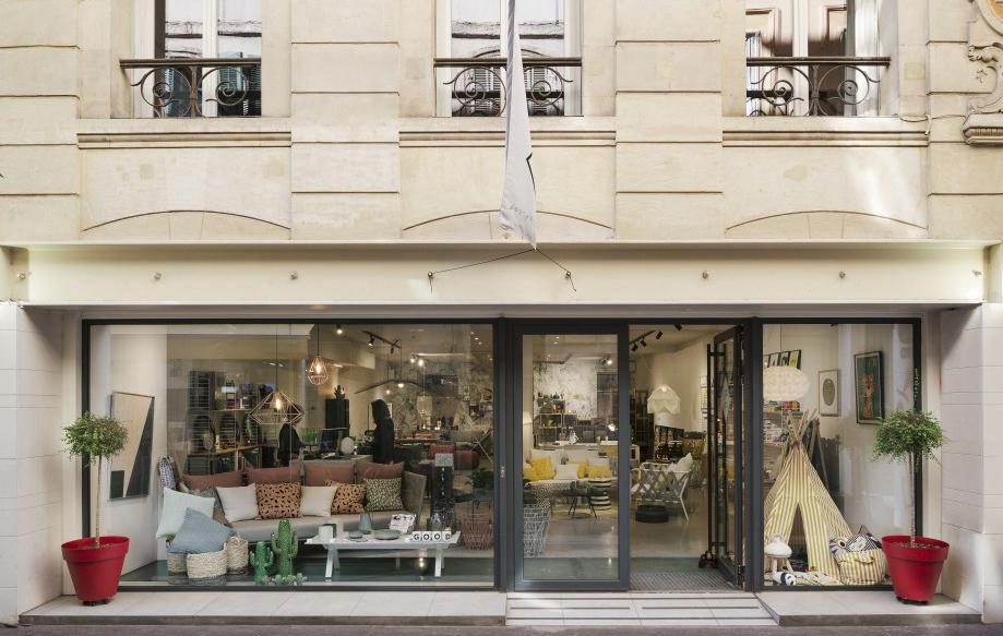 Good Design Store - 19 rue venture. 13001 Marseille.