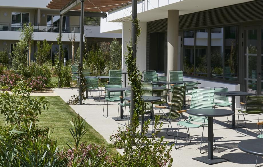 Bastide des Calanques - Perimmo & Panela // Chaises outdoor Click de Houe