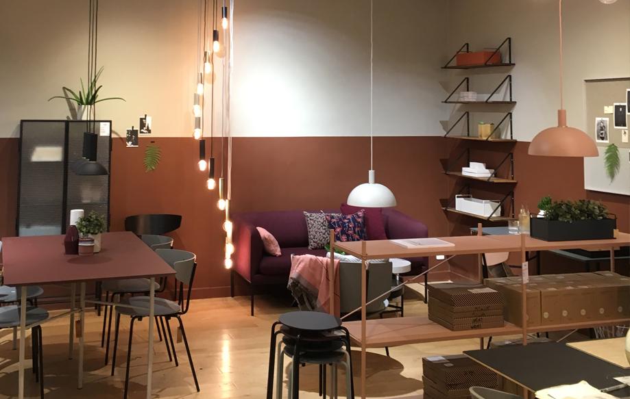 Fleux - 9 Rue Sainte-Croix de la Bretonnerie, 75004 Paris / ferm LIVING
